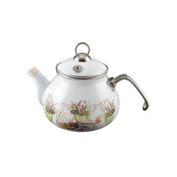 Perfect Home zománcozott teáskanna
