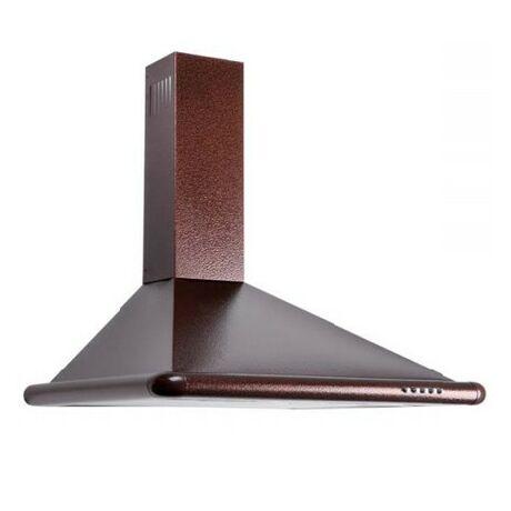 TURBO fali páraelszívó // bronz // 60 cm