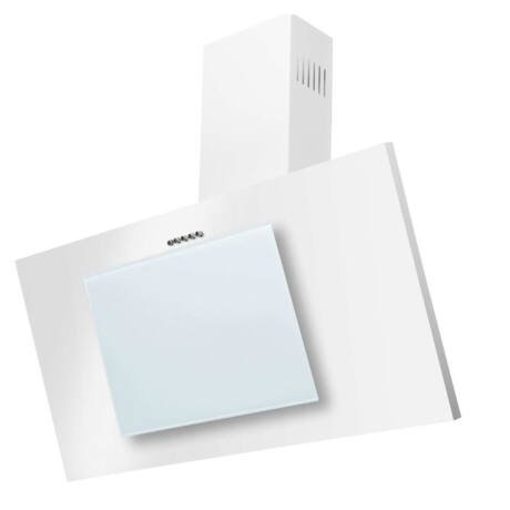 FIERA SPRINT fali páraelszívó  // fehér // 80 cm