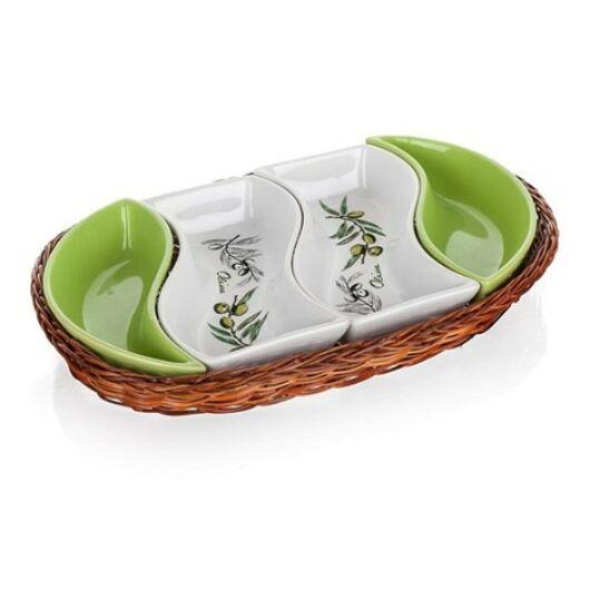 Banquet kínálótál Olives