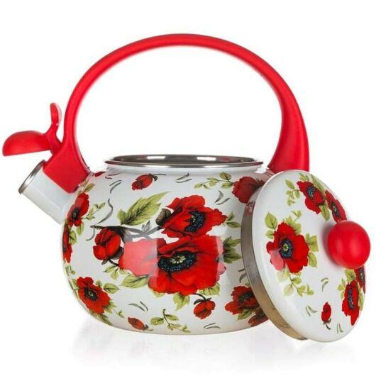 Banquet teafőző Red Poppy